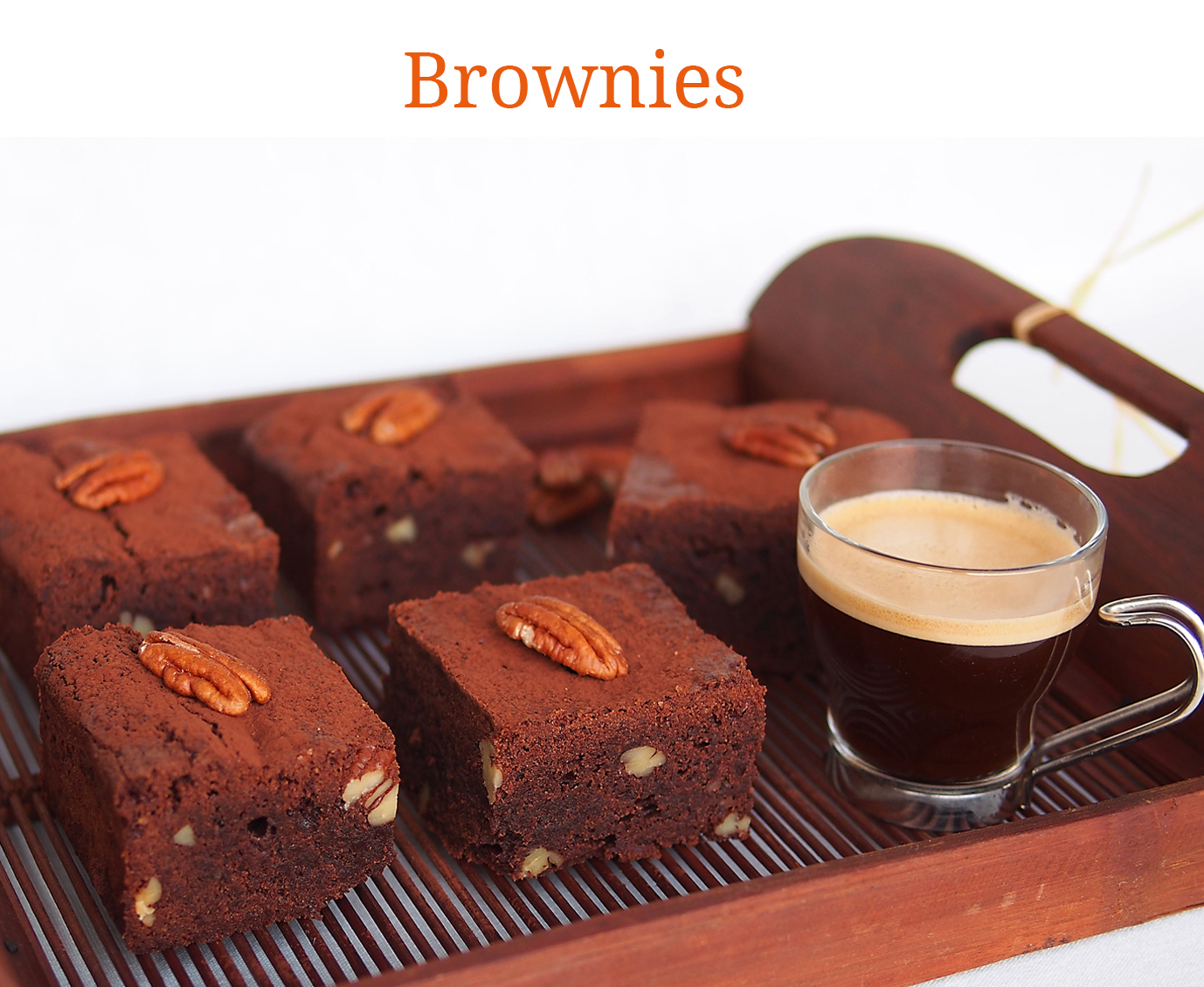 Hazelnoot brownies